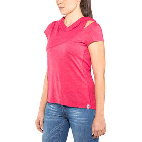 Smartwool Everyday Exploration Camisa con capucha Mujer, sunset